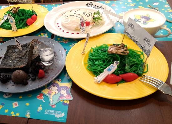 お料理4品