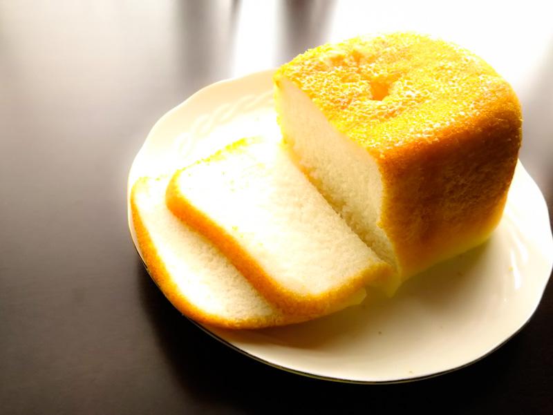 米粉パン カット