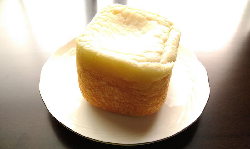 輝いている米粉パン