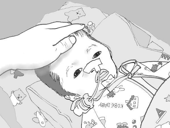 誕生から8日目のしちみ